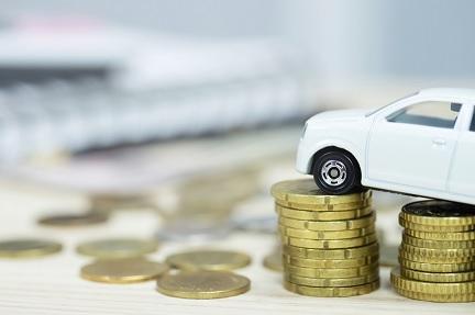 Een auto met financiering verkopen