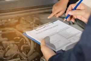 Inspectie rapport