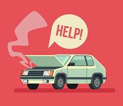 Help! Wat te doen met een kapotte auto?