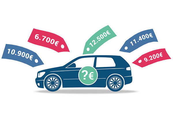 Auto waarde
