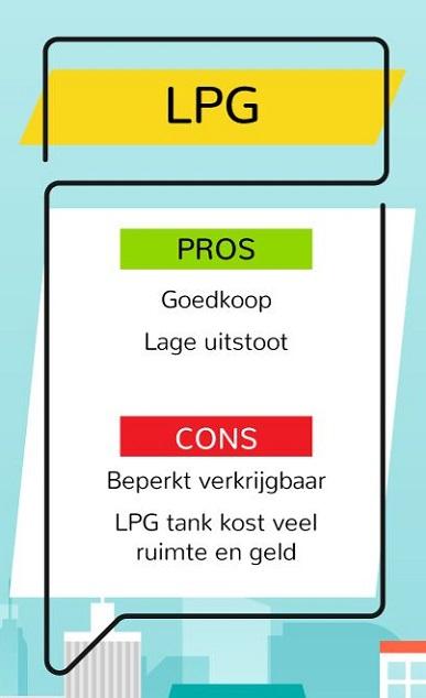 Voor- en nadelen LPG auto