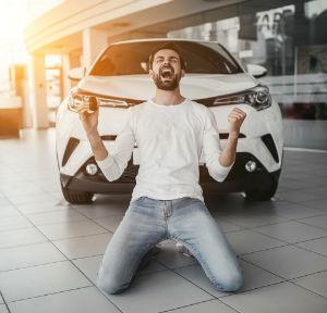 Nieuwe auto verkopen