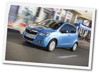 Opel modellen: Opel Agila