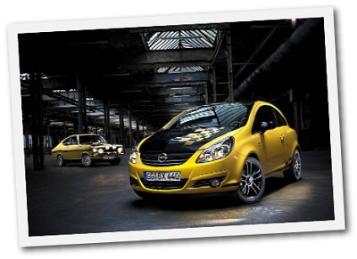 Opel modellen: Opel Corsa