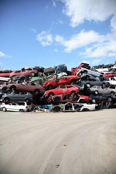 recyclage auto