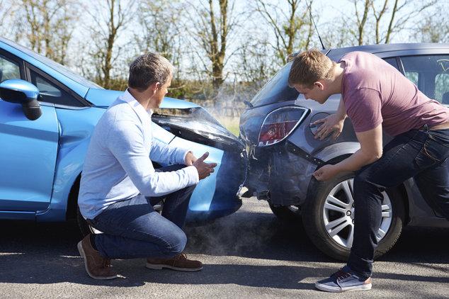 ongeval auto's