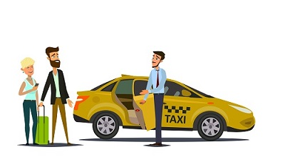 Taxi verkopen
