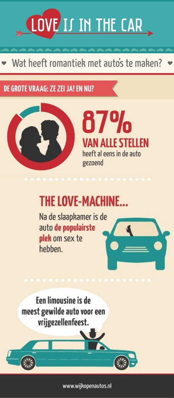 Valentijnscadeau  infographic
