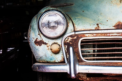 Oldtimer: auto ouder dan 15 jaar